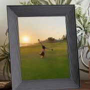 Picture Frame Woman Dancing