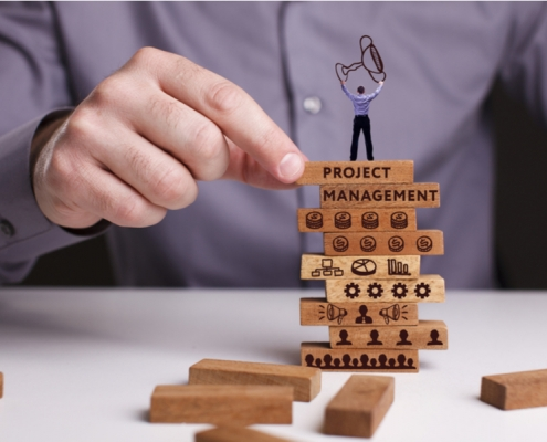 Project Management Blocks